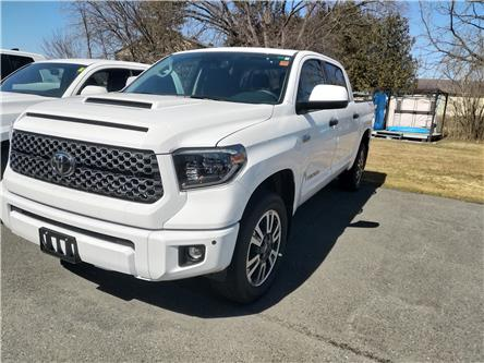 2020 Toyota Tundra Base (Stk: TW132) in Cobourg - Image 1 of 8