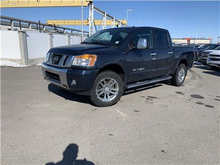 2015 Nissan Titan SL (Stk: 215745) in Fort MacLeod - Image 1 of 11
