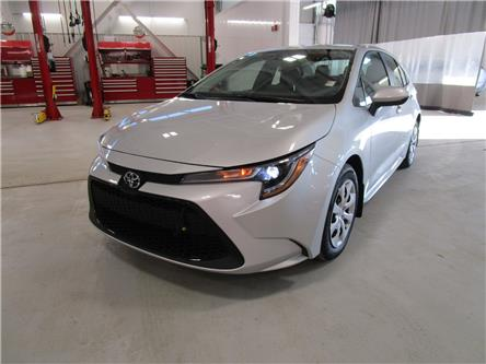 2020 Toyota Corolla LE (Stk: 208059) in Moose Jaw - Image 1 of 30
