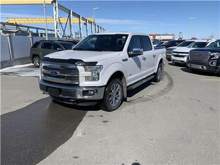 2016 Ford F-150 Lariat (Stk: 215354) in Fort MacLeod - Image 1 of 4