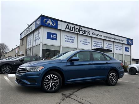2019 Volkswagen Jetta 1.4 TSI Highline (Stk: 19-22899) in Brampton - Image 1 of 24