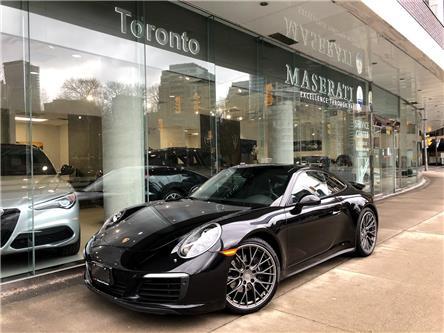 2017 Porsche 911 Carrera 4 (Stk: 47MA-A) in Toronto - Image 1 of 25