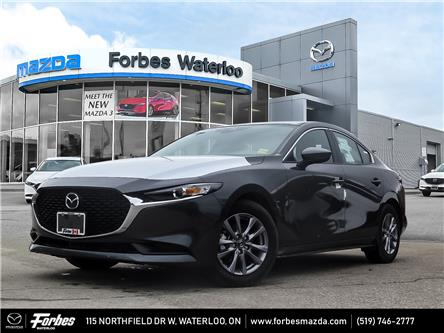 2020 Mazda Mazda3 GS (Stk: A6934) in Waterloo - Image 1 of 13