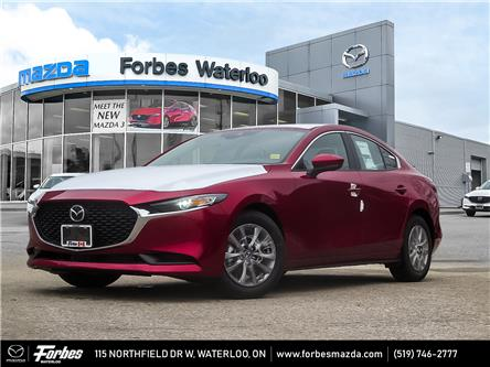2020 Mazda Mazda3 GS (Stk: A6935) in Waterloo - Image 1 of 13