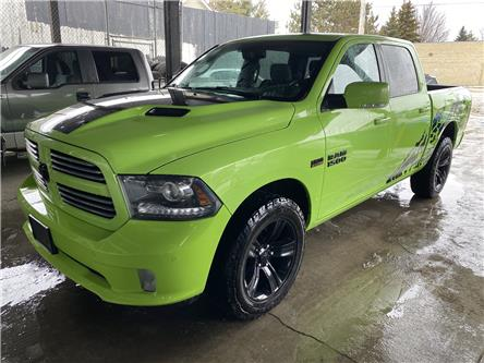 2017 RAM 1500 Sport (Stk: 20038) in North Bay - Image 1 of 11