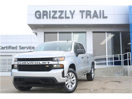 2020 Chevrolet Silverado 1500 Silverado Custom (Stk: 60064) in Barrhead - Image 1 of 26