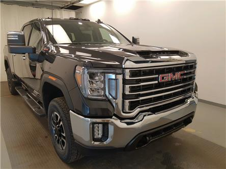 2020 GMC Sierra 2500HD SLT (Stk: 215094) in Lethbridge - Image 1 of 28