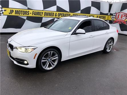 2018 BMW 330i xDrive (Stk: 48778) in Burlington - Image 1 of 21