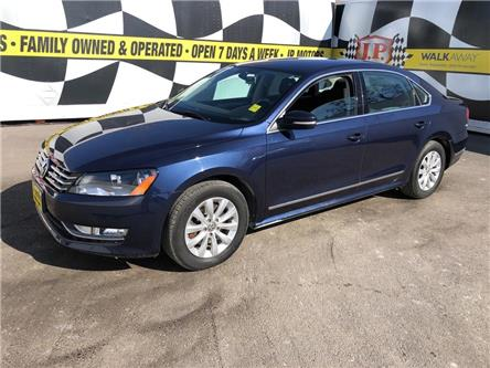 2014 Volkswagen Passat 2.0 TDI Trendline (Stk: 48798) in Burlington - Image 1 of 22