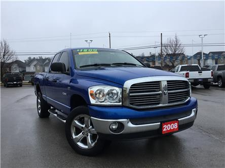 2008 Dodge Ram 1500 SLT (Stk: L150AXA) in Grimsby - Image 1 of 15