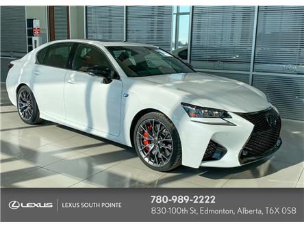 2020 Lexus GS F Base (Stk: LL00485) in Edmonton - Image 1 of 18