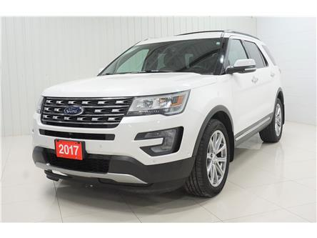 2017 Ford Explorer Limited (Stk: P5739) in Sault Ste. Marie - Image 1 of 27