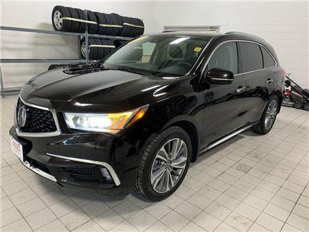 2017 Acura MDX Elite Package (Stk: 20099A) in Steinbach - Image 1 of 21