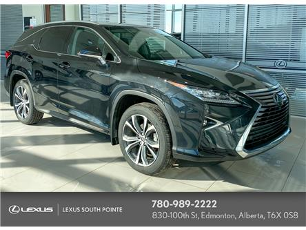 2019 Lexus RX 350L Luxury (Stk: L9D0617) in Edmonton - Image 1 of 21
