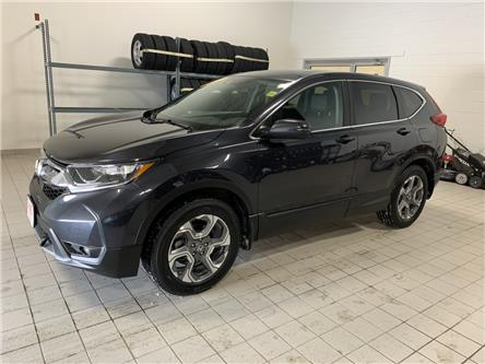 2017 Honda CR-V EX-L (Stk: H1710) in Steinbach - Image 1 of 21