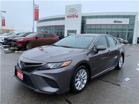 2018 Toyota Camry SE (Stk: 513021A) in Milton - Image 1 of 15