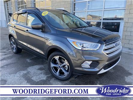 2018 Ford Escape SEL (Stk: K-1441A) in Calgary - Image 1 of 21