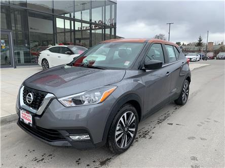 2020 Nissan Kicks SV (Stk: T20047) in Kamloops - Image 1 of 24