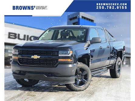 2018 Chevrolet Silverado 1500 WT (Stk: 4440A) in Dawson Creek - Image 1 of 17