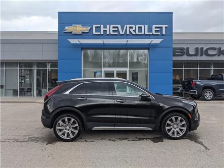 2019 Cadillac XT4 Premium Luxury (Stk: 54637L) in Fernie - Image 1 of 12