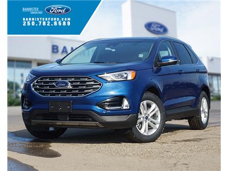 2020 Ford Edge SEL (Stk: S202085) in Dawson Creek - Image 1 of 17