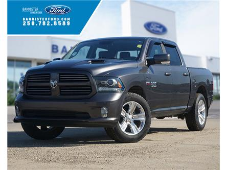 2017 RAM 1500 Sport (Stk: PW2012) in Dawson Creek - Image 1 of 16