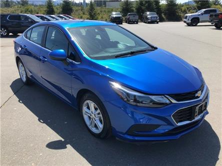 2017 Chevrolet Cruze LT Auto (Stk: D19C51A) in Port Alberni - Image 1 of 28