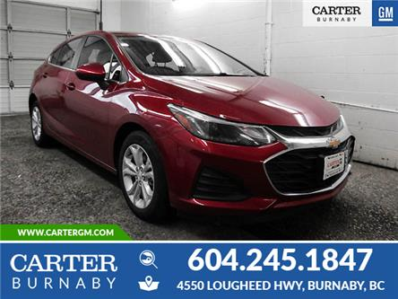 2019 Chevrolet Cruze LT (Stk: J9-66970) in Burnaby - Image 1 of 12