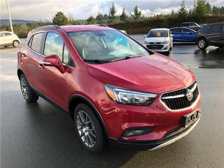 2019 Buick Encore Sport Touring (Stk: 19T191) in Port Alberni - Image 1 of 18