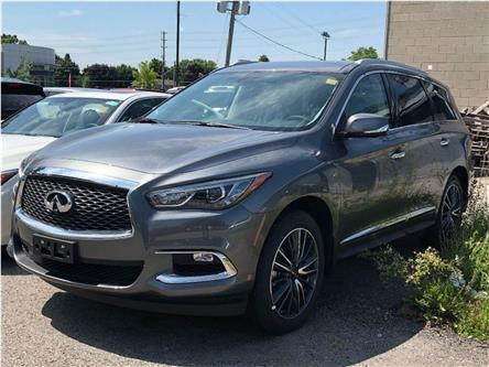 2018 Infiniti QX60 Base (Stk: 18QX6039) in Newmarket - Image 1 of 5