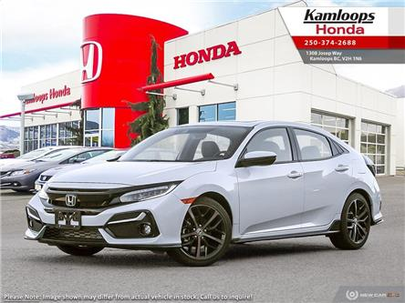 2020 Honda Civic Sport Touring (Stk: N14923) in Kamloops - Image 1 of 23