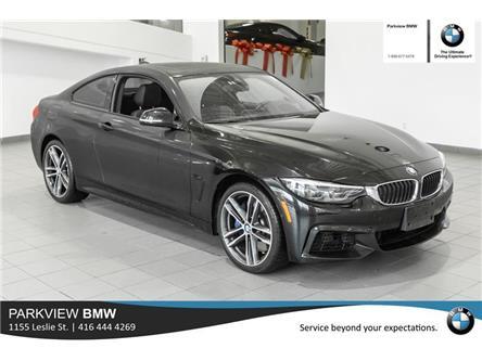 2018 BMW 440i xDrive (Stk: 55687A) in Toronto - Image 1 of 22