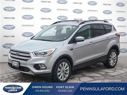 2019 Ford Escape SEL (Stk: 1978) in Owen Sound - Image 1 of 25
