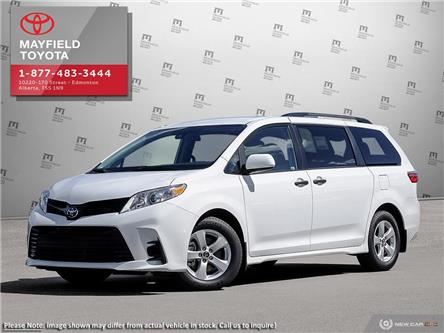 2020 Toyota Sienna CE 7-Passenger (Stk: M001216) in Edmonton - Image 1 of 24