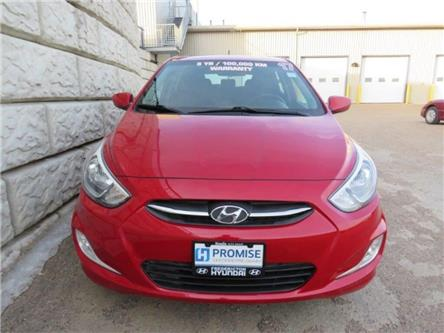 2017 Hyundai Accent  (Stk: D00586PA) in Fredericton - Image 1 of 21