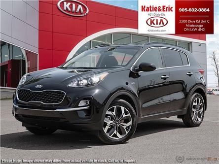 2020 Kia Sportage EX (Stk: ST20003) in Mississauga - Image 1 of 24