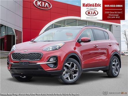 2020 Kia Sportage EX (Stk: ST20002) in Mississauga - Image 1 of 24
