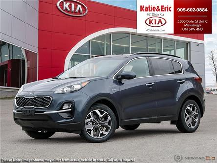 2020 Kia Sportage EX (Stk: ST20016) in Mississauga - Image 1 of 24