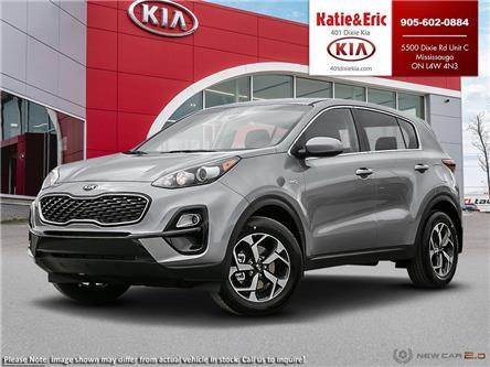 2020 Kia Sportage LX (Stk: ST20013) in Mississauga - Image 1 of 24
