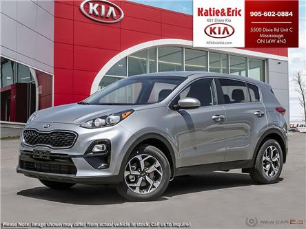 2020 Kia Sportage LX (Stk: ST20005) in Mississauga - Image 1 of 24