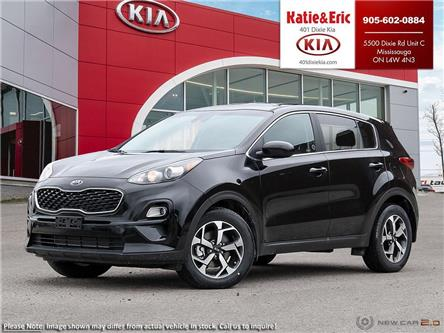 2020 Kia Sportage LX (Stk: ST20019) in Mississauga - Image 1 of 24