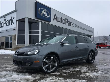 2014 Volkswagen Golf 2.0 TDI Wolfsburg Edition (Stk: 14-25537JB) in Barrie - Image 1 of 24