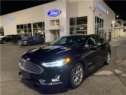 2019 Ford Fusion Hybrid Titanium (Stk: OP2094) in Vancouver - Image 1 of 27