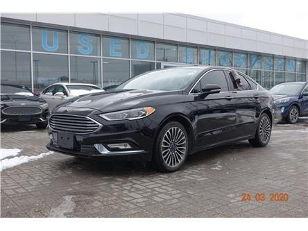 2017 Ford Fusion SE (Stk: 1916281) in Ottawa - Image 1 of 19