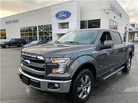 2017 Ford F-150 Lariat (Stk: OP2091) in Vancouver - Image 1 of 27