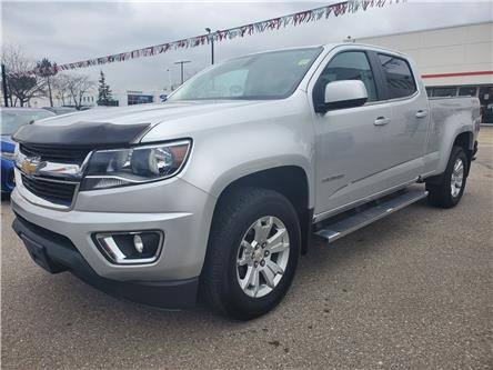 2016 Chevrolet Colorado Crew 4x4 LT / Short Box (Stk: 327519B) in Mississauga - Image 1 of 20