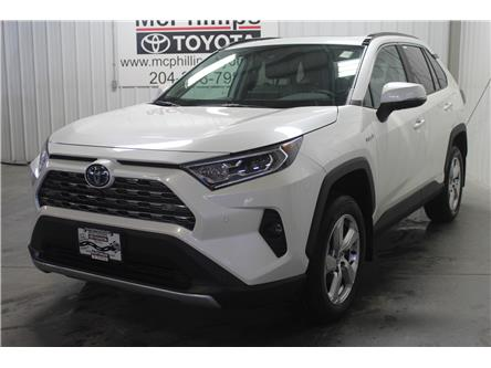 2020 Toyota RAV4 Hybrid Limited (Stk: W082685) in Winnipeg - Image 1 of 25