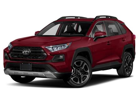 2020 Toyota RAV4 Trail (Stk: 200553) in Whitchurch-Stouffville - Image 1 of 9