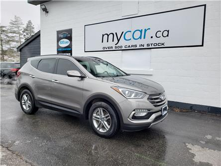2018 Hyundai Santa Fe Sport 2.4 SE (Stk: 200357) in Richmond - Image 1 of 26