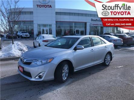 2012 Toyota Camry XLE (Stk: P2095) in Whitchurch-Stouffville - Image 1 of 18